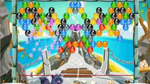 Bubble Island (Stage 9 - Level 1)