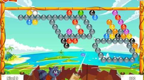 Bubble Island Etapa 10 Nivel 9