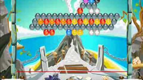 Bubble Island (Stage 9 - Level 9)