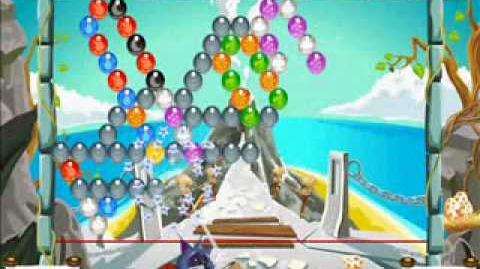 Bubble Island (Stage 9 - Level 11)