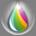 Resorces Paint Bubble-Icon