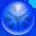 Resorces Bubble Blue-Icon