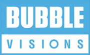 Bubble visions logo