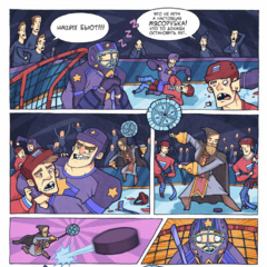 <b>Инок и хоккей</b>