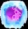 BWS3 Ice Purple bubble