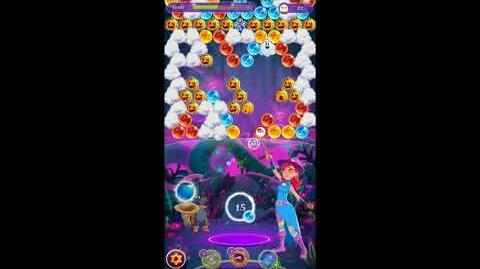 Bubble Witch 3 Saga Level 762 No Boosters