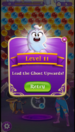 BWS3 Lead the Ghost Upwards level - Retry