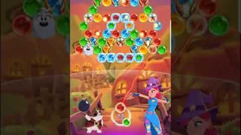 Bubble Witch 3 Saga Level 548 No Boosters ⭐️⭐️