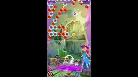 Bubble Witch 3 Saga Level 890 No Boosters