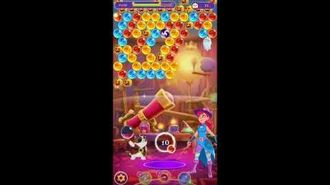 Bubble Witch 3 Saga Level 756 No Boosters