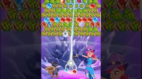 Bubble Witch 3 Saga Level 561 No Boosters ⭐️⭐️⭐️
