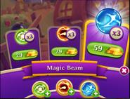 BWS3 Magic Beam = 59 Golds