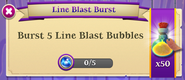 BWS3 Quests Line Blast Burst 5x50