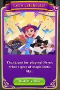 BWS3 1 Year of magic looks like