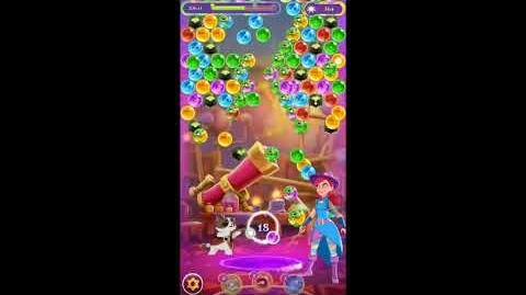 Bubble Witch 3 Saga Level 758 No Boosters