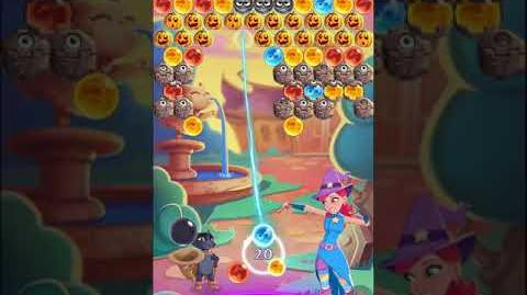 Bubble Witch 3 Saga Players Party Level 2