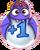 BWS3 Bat MoreLess +1 bubble