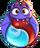 BWS3 Bat Duo Blue-Red bubble