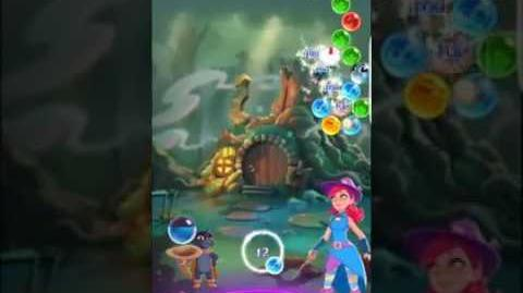 Bubble Witch 3 Saga Level 230 ~ No Boosters ~ 3 Stars