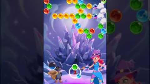 Bubble Witch 3 Saga Level 566 (First Look 👀) Boosters