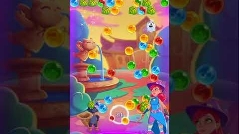 Bubble witch saga 3 Players party level 5 with prices