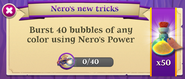 BWS3 Quests Nero's new tricks 40x50