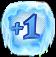 BWS3 Ice MoreLess +1 bubble