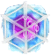 BWS3 Ice Purple bubble under spider web