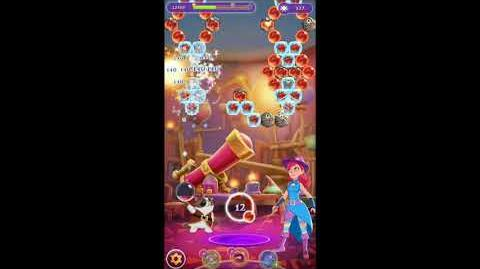 Bubble Witch 3 Saga Level 755 No Boosters