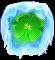 BWS3 Ice green bubble
