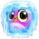 BWS3 Ice Owl Purple bubble