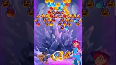Bubble Witch 3 Saga Level 562 No Boosters ⭐️⭐️