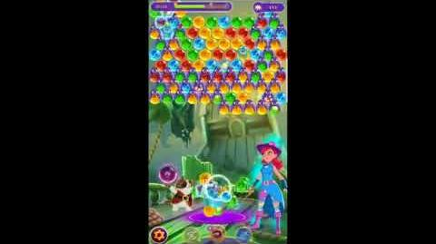 Bubble Witch 3 Saga Level 885 ~ No Boosters