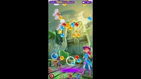 Bubble Witch 3 Saga Level 883 No Boosters