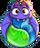 BWS3 Bat Duo Green-Blue bubble