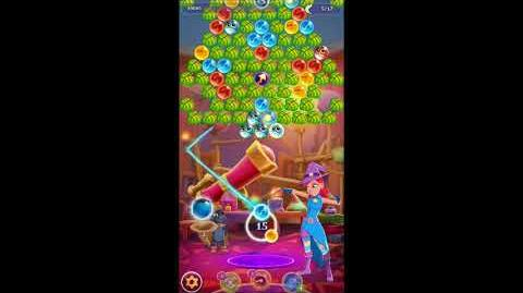 Bubble Witch 3 Saga Level 752 No Boosters