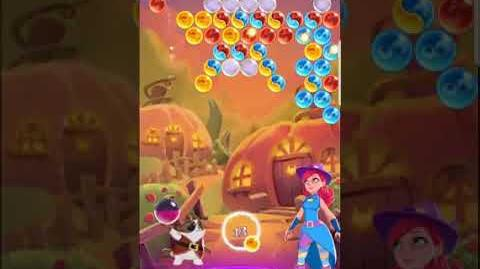 Bubble Witch 3 Saga Level 544 No Boosters ⭐️⭐️⭐️
