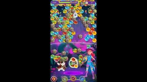 Bubble Witch 3 Saga Level 770 No Boosters