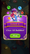 BWS3 Clear All Bubbles level