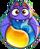 BWS3 Bat Duo Yellow-Blue bubble