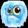 BWS3 Ice Owl Blue bubble