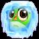 BWS3 Ice Owl Green bubble
