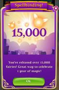 BWS3 1 Year 15000 Fairies