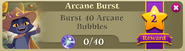 BWS3 Quests Arcane Burst 40