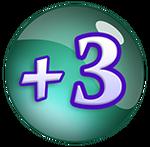 BWS3 +3 New