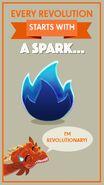 BWS3 Magic Flames A Spark