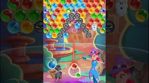 Bubble Witch 3 Saga Player's Party Level 4