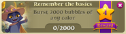 BWS3 Quests Remember the basics 2000