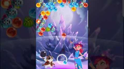 Bubble Witch 3 Saga Level 565 (First Look 👀) Boosters