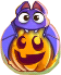 BWS3 Bat Pumpkin bubble